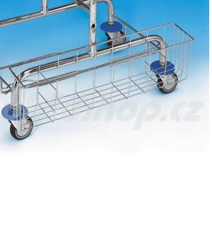 Boční koš MAXI pro úklidové vozíky DUO