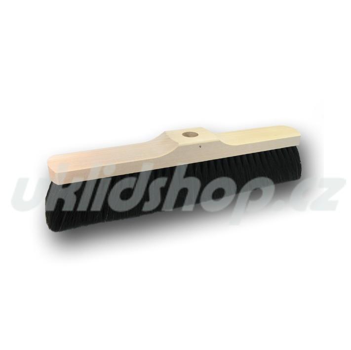Dřevěný smeták 400 mm