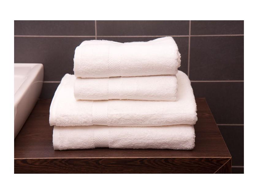 Hotelový ručník 50 x 100 cm, 500 g/m2, 10 ks