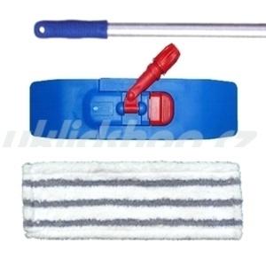 Mop sestava BRUSH MICRO kapsová 40 cm