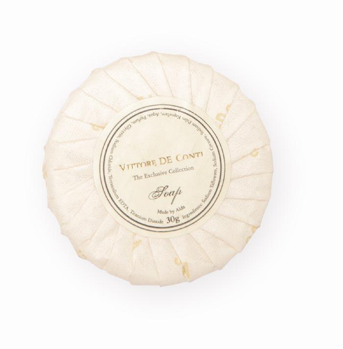 Mýdlo ve skládaném papíru 30 g, 250 ks