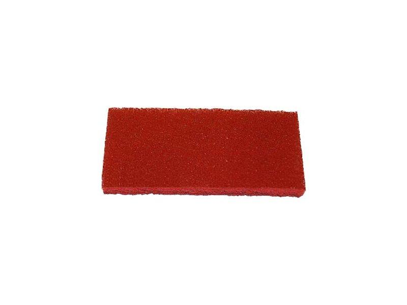 PAD náhradní obdelníkový 25 x 12 cm červený