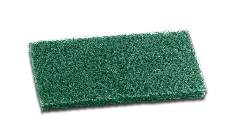 PAD náhradní obdelníkový 25 x 12 cm zelený