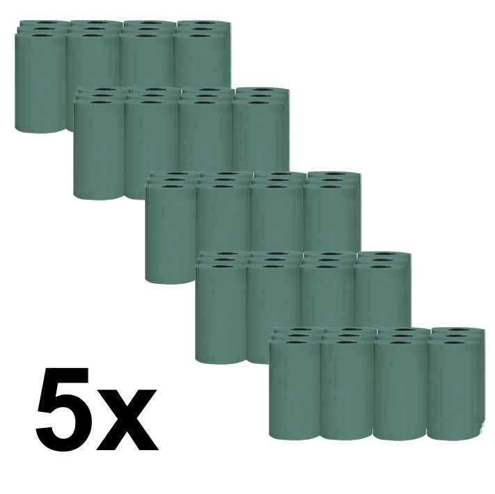 Papírové ručníky ROLL BASIC 13cm - pack 5 x 12 rolí