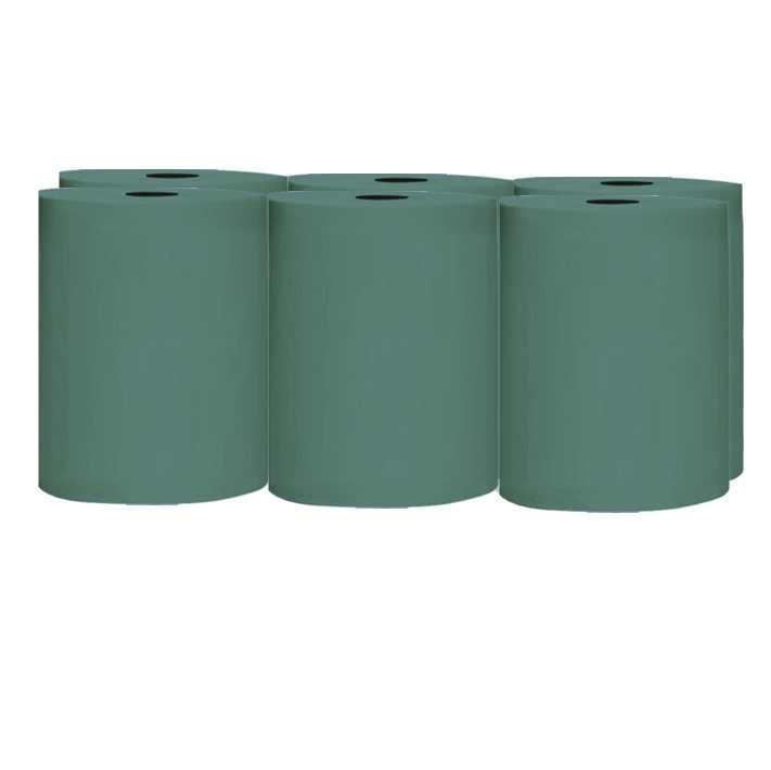 Papírové ručníky ROLL BASIC 19cm, 6rolí