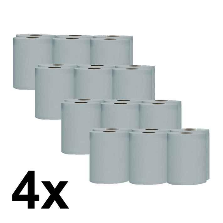 Papírové ručníky ROLL EXTRA 19cm - pack 4 x 6 rolí