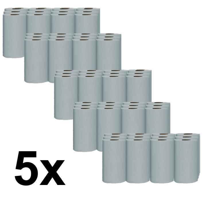 Papírové ručníky ROLL LIGHT 13cm - pack 5 x 12 rolí