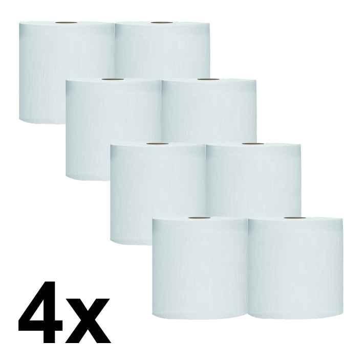 Průmyslové utěrky ROLL WHITE 26cm - pack 4x2ks