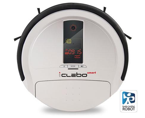 Robotický vysavač iCLEBO smart