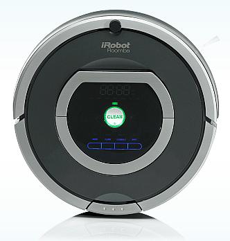 Robotický vysavač ROOMBA 782