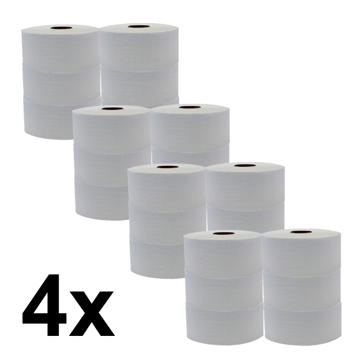 Toaletní papír JUMBO EXTRA 24 cm - pack 4 x 6 rolí