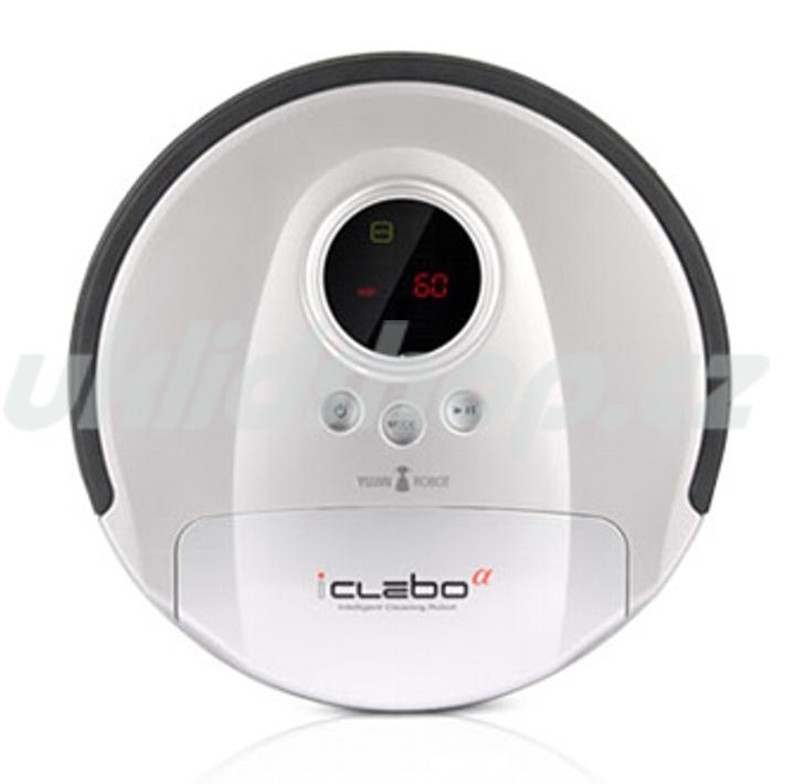 Robotický vysavač iCLEBO plus