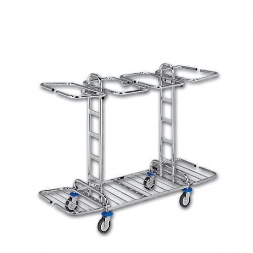 Úklidový vozík KOMBI 24 - 4x120 l