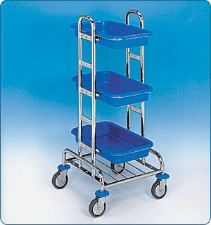 Úklidový vozík KOMBI MINI I