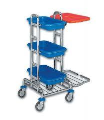 Úklidový vozík KOMBI MINI II