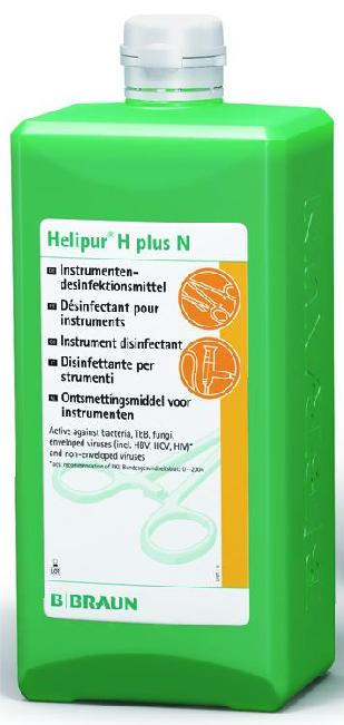 HELIPUR H+N dezinfekce na nástroje 1 l