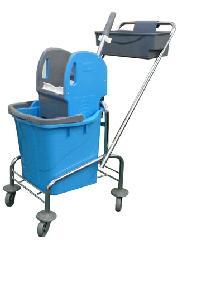 Úklidový vozík SINGLE 1x25l