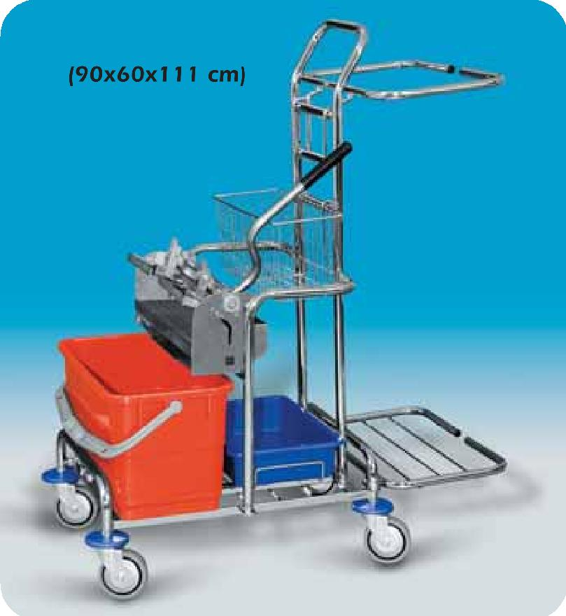 Speciální úklidový vozík BONO II