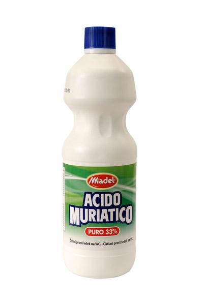 ACIDO MURIATICO 33% 1000 ml