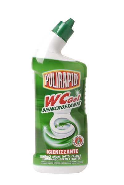 PULIRAPID WC GEL s vůní mandlí 750 ml