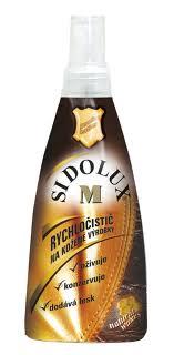 SIDOLUX M rychločistič kůže 200ml