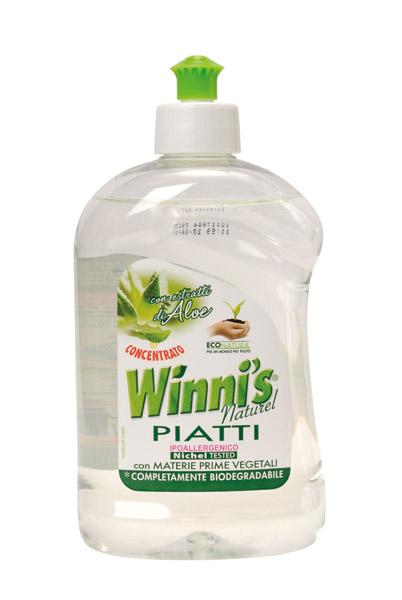 Winni´s Piatti Aloe Vera 500 ml na ruční mytí nádobí