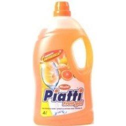 MADEL PIATTI FRUIT GEL citrus ph neutrální, pro citlivou pokožku 4l