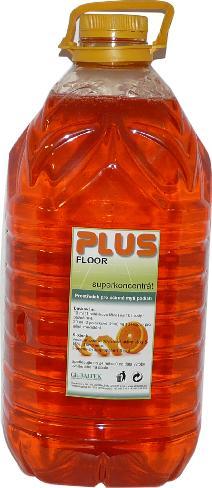FLOOR PLUS koncentrát pro účinné mytí podlah 5l