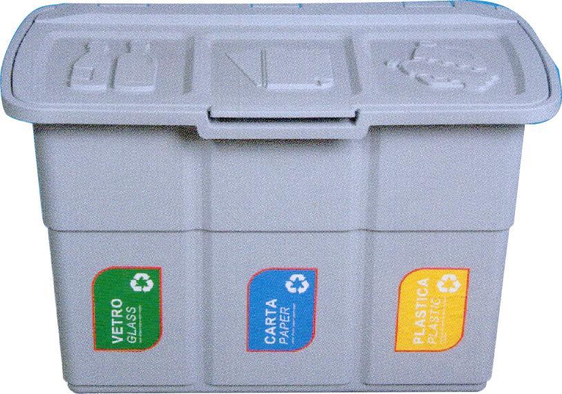 Odpadkový kontejner na tříděný odpad