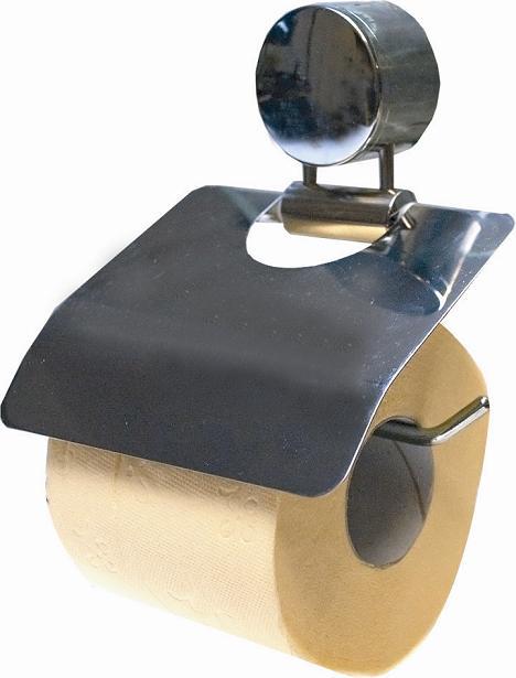 Držák toaletního papíru DELUX nástěnný