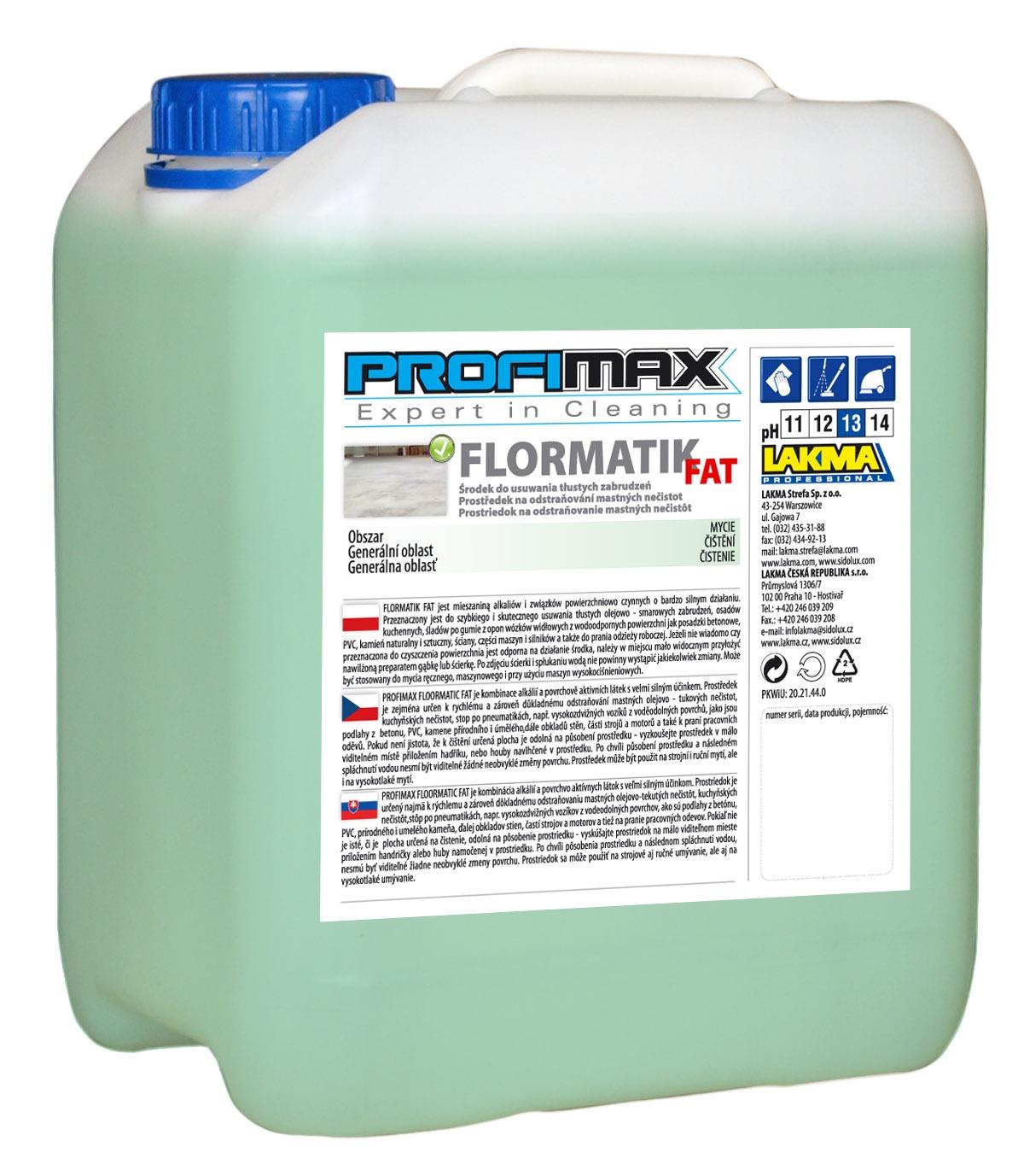 PROFIMAX FLORMATIK FAT 5l