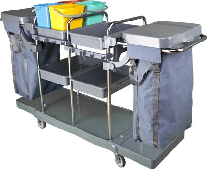 Profesionální úklidový vozík PROFI VAK PLUS