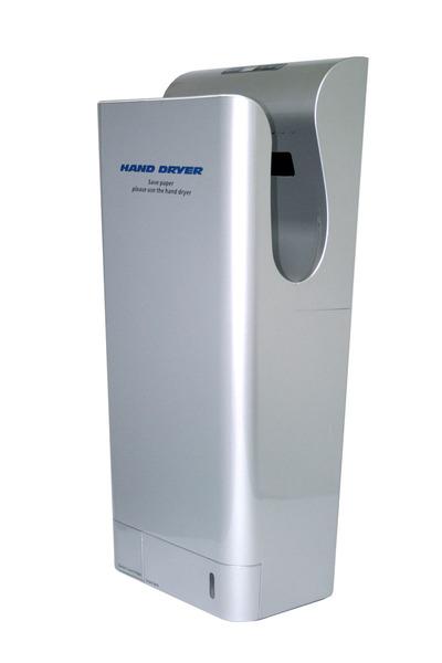 Osoušeč rukou Jet Dryer STYLE stříbrný