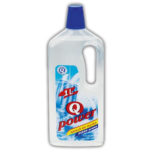 Leštidlo do myčky Q power 1 l
