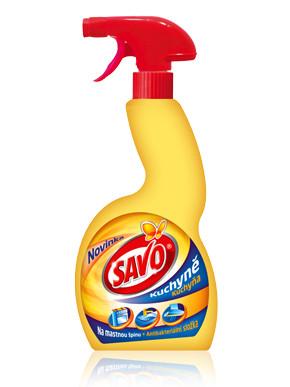 SAVO KUCHYNĚ s rozprašovačem 500 ml