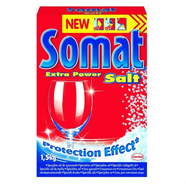 Sůl do myčky SOMAT 1,5kg