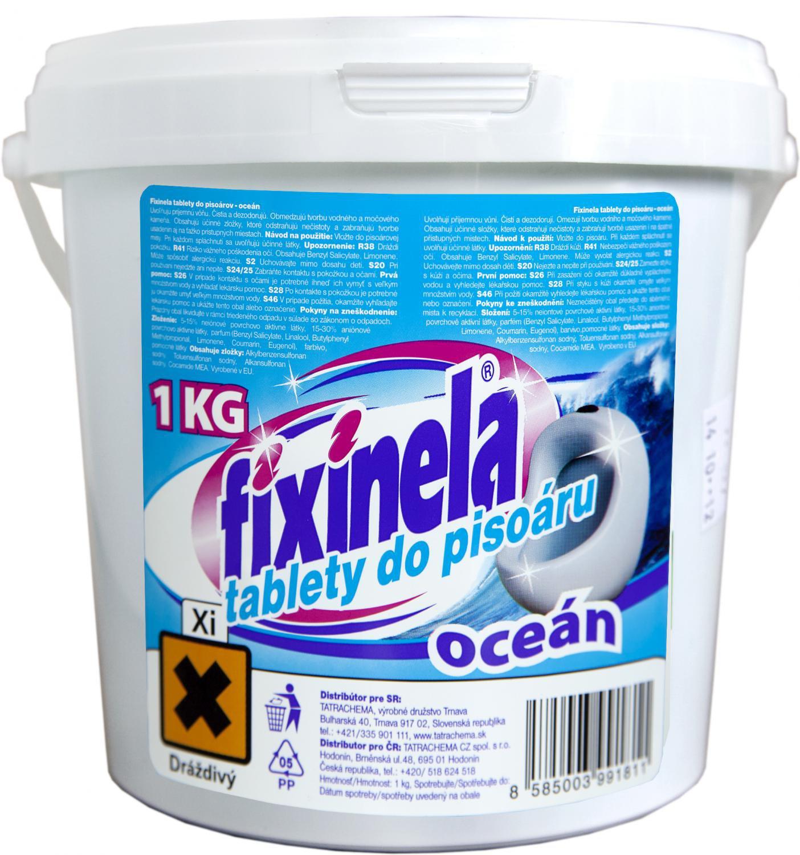 FIXINELA pisoár tablety 1 kg