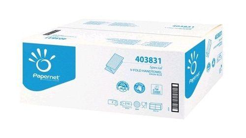 Papírové ručníky CPT premium - bílé  3150 ks