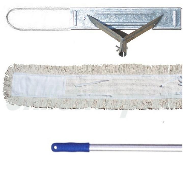 Mop sestava zametací 130 cm - EXTRA KVALITA