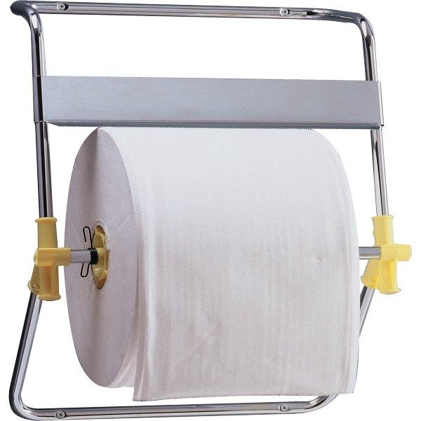 Nástěnný držák průmyslových utěrek REKORD R 40