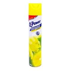 Osvěžovač vzduchu Q-Power citron 300ml