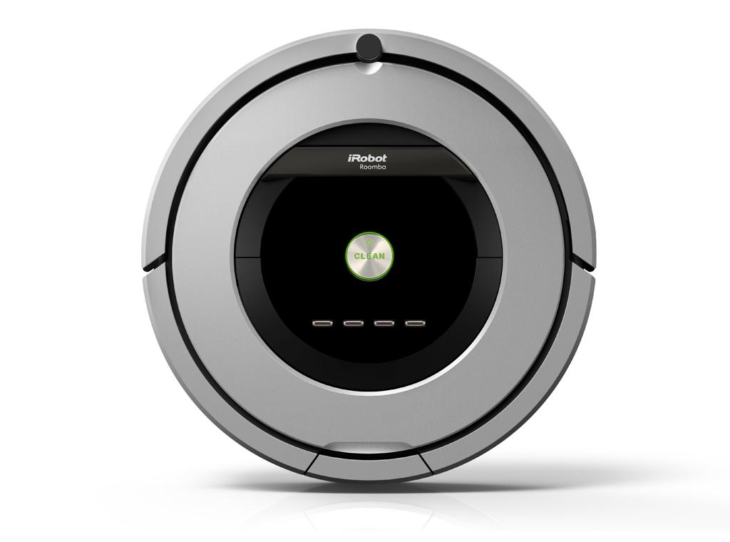 Robotický vysavač Roomba 886