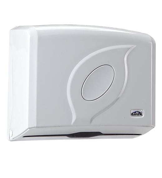 Zásobník papírových ručníků ZZ NICE 400 bílý