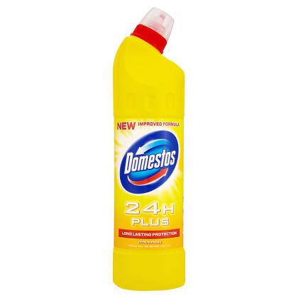 DOMESTOS WC Citrus fresh 750 ml