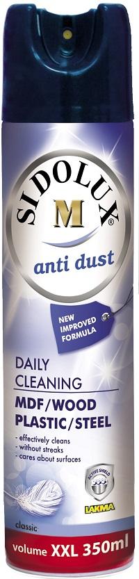SIDOLUX M spray proti prachu s vůní MARSEILLSKÉHO MÝDLA (CLASSIC) 350ml