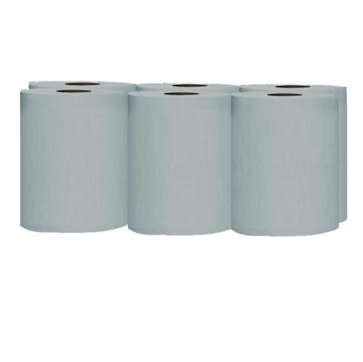 Papírové ručníky ROLL PLUS 19cm, 6rolí