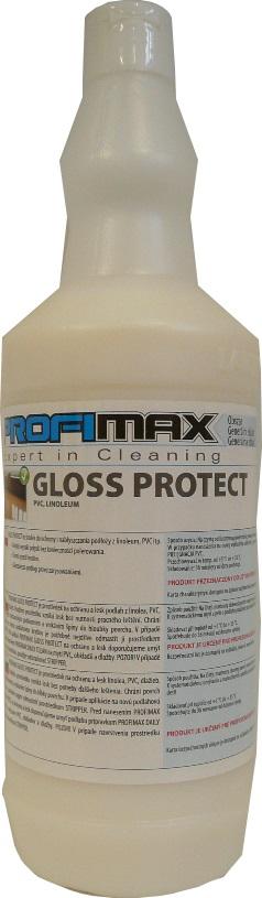 PROFIMAX GLOSS PROTECT (intenzivní lesk) - PVC, linoleum, kámen 1l