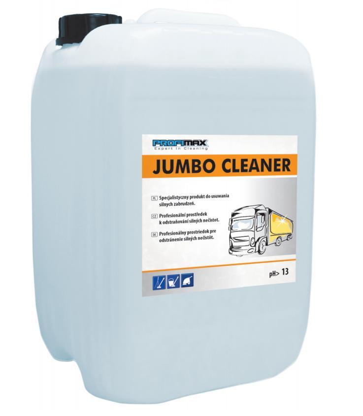 PROFIMAX JUMBO CLEANER odstraňovač silných nečistot 5l