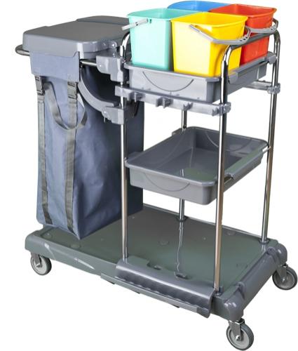 Profesionální úklidový vozík PROFI