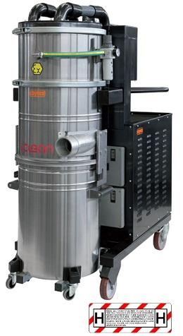 Průmyslový vysavač CAR 2655 P I CLEAN ATEX 22